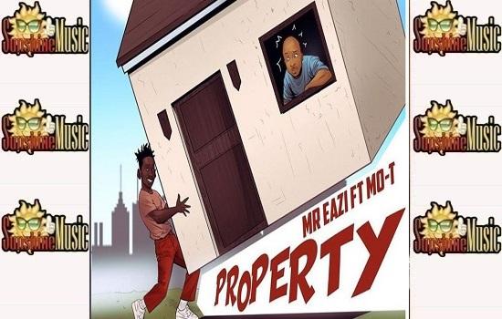 mr eazi property